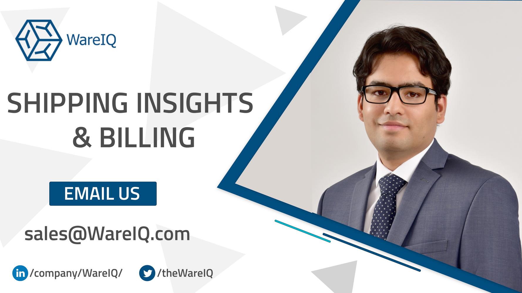 WareIQ Shipping Insights & Billing