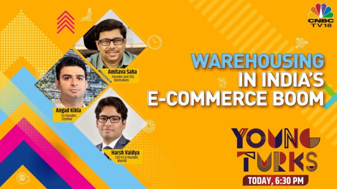 Young Turks: Logistics market expected to quadruple by 2027 in India; experts discuss COVID challenges and road ahead