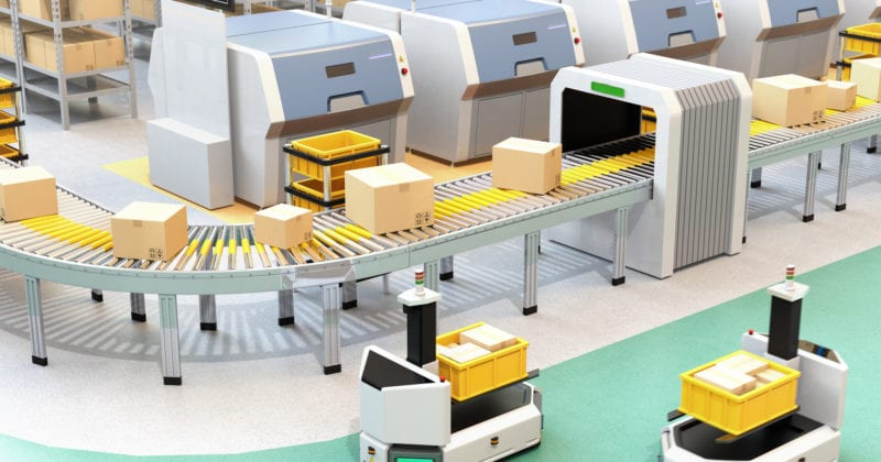 The Rise of Micro Fulfilment Centres: Smaller spaces leading to bigger wins