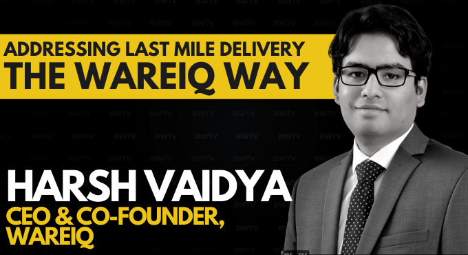 Addressing last-mile delivery- the WareIQ way