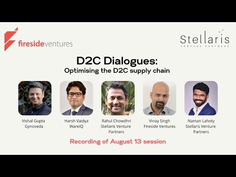 D2C Dialogues: Optimising the D2C Supply Chain with Gynoveda and WareIQ